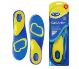 Scholl Gel insoles for Everyday Men's shoes