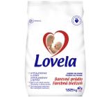 Lovela Barevné prádlo Hypoalergenní prací prášek 13 dávek 1,6 25 kg