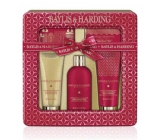 Baylis & Harding Fig and Garnet in a tin can 5 pcs gift set