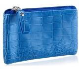 Diva & Nice Cosmetic handbag blue 11.5 x 8 x 0.5 cm