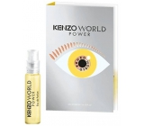 Kenzo World Power EdT 1 ml Women's scent water spray bottle