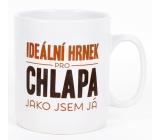 Albi Megahrnek Ideal mug for a guy like me 650 ml