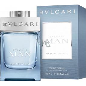 Bvlgari Man Glacial Essence Eau de Parfum for Men 100 ml