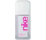 Nike Ultra Pink Woman perfumed deodorant glass for women 75 ml