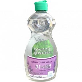 Seventh Generation Lavender Flower & Mint dishwashing detergent 500 ml