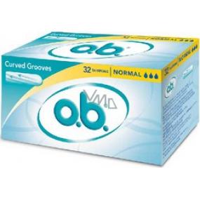 ob Original Normal swabs 32 pieces
