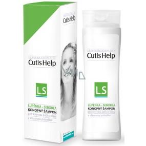 CutisHelp Lupenka-Seborea Hemping Shampoo 200 ml