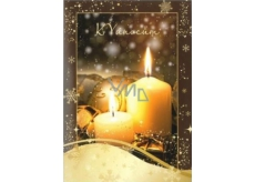 Albi Envelope Playing Card For Christmas Elisabeth Serenade Karel Gott 14,8 x 21 cm
