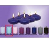 Lima Čočka plovoucí svíčka mořská modř 50 x 25 mm 6 kusů