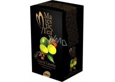 Biogena Majestic Tea Goji & lime tea for strength and potency 20 x 2.5 g