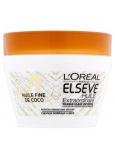 Loreal Paris Elseve Huile Extraordinaire Coco vyživující maska na vlasy 300 ml
