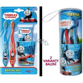 Mašinka Tomáš toothpick + 2x toothbrush + crucible 6/2018