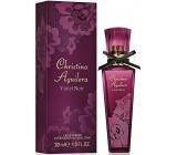Christina Aguilera Violet Noir perfumed water for women 30 ml