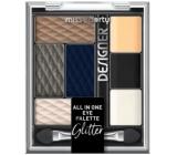 Miss Sports Designer All in One Eyeshadow Palette 400 9.5 g