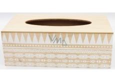 Home Decor Box on Paper Handkerchiefs 0002 3353