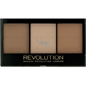 Makeup Revolution Ultra Sculpt & Contour Kit Ultra Light / Medium C04 11 g