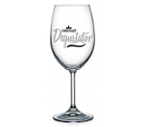 Nekupto Cheers wine glass Voluntary taster 440 ml