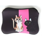 Albi Original Neoprene bag Cat 17.5 x 11.5 cm