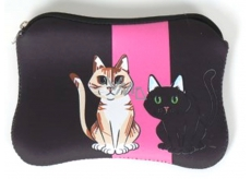 Albi Original Neoprene bag Cat 17.5 x 11.5 cm