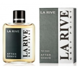 La Rive Gray Point AS 100 ml mens aftershave