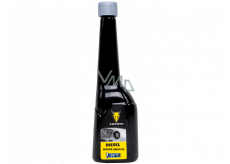 Coyote Diesel Winter Additive reduces the freezing point of diesel by 250 ml