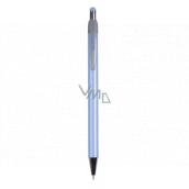 Spoko Stripes ballpoint pen Needle Tip blue, blue refill 0.3 mm