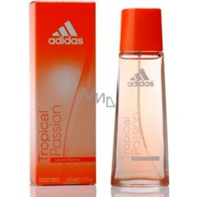 Adidas Tropical Passion EdT 30 ml eau de toilette Ladies