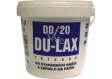 Du-Lax DD / 20 building additive and 1 kg paper glue
