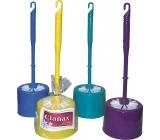 Clanax WC set different colors 1 piece LF112
