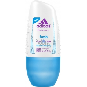 Adidas Cool & Care 48h Fresh 50 ml antiperspirant roll-on for women