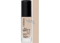 Catrice All Matt Shine Control Makeup 010 Light Beige 30 ml