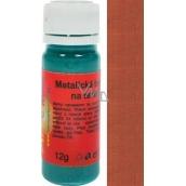 Art e Miss Barva na světlý i tmavý textil 23 metalická světlá hnědá 12 g