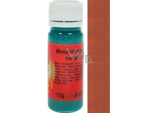 Art e Miss Color for textiles - light and dark 23 metallic light brown 12 g