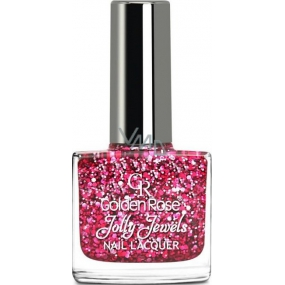 Golden Rose Jolly Jewels Nail Lacquer nail polish 108 10.8 ml