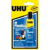 Uhu All Plastics Universal adhesive for cold welding of sealable plastics 33 ml