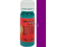Art e Miss Color for textiles - light and dark 42 metallic dark purple 12 g