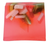 Bomb Cosmetics Strawberry Fields Natural glycerine soap 100 g