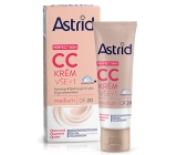 Astrid Perfect Skin CC Cream All In 1 OF 20 Medium 40 ml