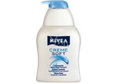 Nivea Liquid soap cream with 250 ml dispenser