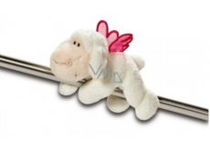 Nici Jolly sheep white with magnets 12 cm