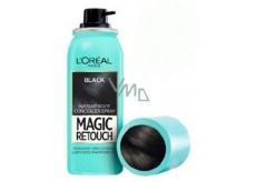 Loreal Magic Magic Retouch Hair Corrector Gray & Growth 01 Black 75 ml