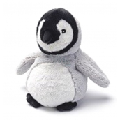 Albi Warm plush Gray penguin, 25 cm × 20 cm, 750 g