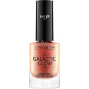 Catrice nail polish Galactic Glow Transluscent Effect 04