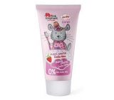 Pink Elephant Nela chinchilla strawberry flavored toothpaste for children 50 ml