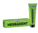 Herbadent Original Homeo herbal toothpaste with ginseng, without fluoride and menthol 100 g