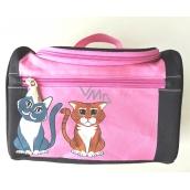 Albi Original Travel cosmetic case Cat 24 cm x 16 cm x 13 cm