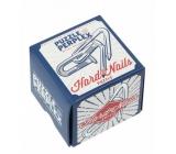 Albi Perplex puzzle mini puzzle Hard As Nails