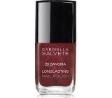 Gabriella Salvete Longlasting Enamel Nail Polish 20 Sangria 11 ml