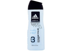 Adidas Dynamic Pulse 3in1 shower gel for body and hair for men 400 ml