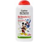 Corine de Farme Disney Mickey Mouse 2in1 hair shampoo and baby shower gel 250 ml